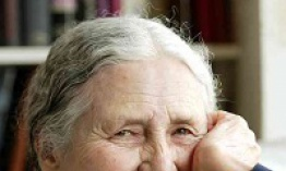Una Nobel rebelde, Doris Lessing (1919-2013)