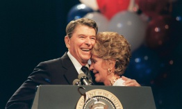 Nancy Reagan será enterrada junto a su esposo en una ceremonia privada